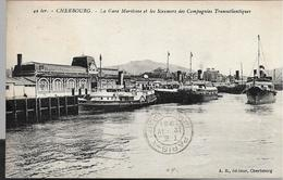 Cherbourg La Gare Maritimes - Saint Vaast La Hougue