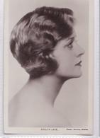 Evelyn Laye.   Actress. Picturegoer Series. (Card Number T1a).   RPPC. - Schauspieler