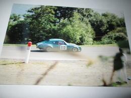 Photo   15x10   CG   COURSE DE COTE  HAUT  CANTAL    1996 - Cars