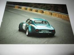 Photo   15x10   CG   COURSE DE COTE  HAUT  CANTAL    1995 - Automobili