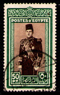 EGYPT 1939 - From Set Used - Egypt