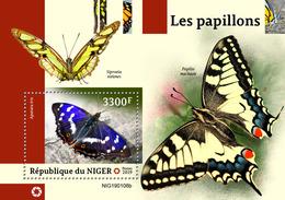 Niger. 2019 Butterflies. (0106b)  OFFICIAL ISSUE - Papillons