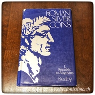 Roman Silver Coins H. A. Seaby – Vol. 1 - Livres & Logiciels