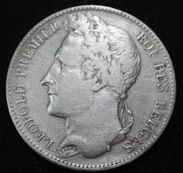 BELGIE 1848 LEOPOLD I IN HEEL  MOOIE STAAT  - POS  A -  ZIE 4 AFBEELDINGEN - 11. 5 Francs