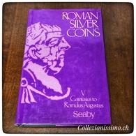 Roman Silver Coins H. A. Seaby – Vol. 5 - Libri & Software