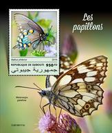 Djibouti. 2019 Butterflies. (0111b)  OFFICIAL ISSUE - Papillons