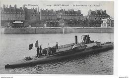 """ Le Narval "" Saint Malo - Saint Malo"