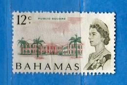 (Us3) ) BAHAMAS* 1967 - Elizabeth II. Yvert.249. SENZA GOMMA  Vedi Descrizione. - Bahamas (1973-...)