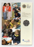 Gran Bretagna - 2010 - 50 Pence - Girlguiding UK - FDC - Con Custodia (Vedi Foto) - (MW2122) - Gran Bretagna