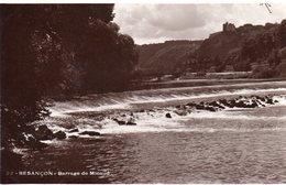 "25 -Barrage De MICAUD -  ""  Besançon  "" - - France"