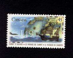 745152731 POSTFRIS  MINT NEVER HINGED EINWANDFREI SCOTT 1649 JOHN CABOT S VOYAGE TO CANADA 500TH ANNIV - 1952-.... Elizabeth II
