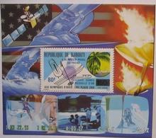 Djibouti Block Olympia Lace Placid 1980 Gezähnt Postfrisch (14943) - Jeux Olympiques