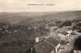 PETITMONT - Vue Générale - Autres Communes