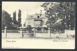 +++ CPA - VIEUX-DIEU - OUDE GOD - Mortsel - Château J. Everaerts - Nels  Série 71 N° 41   // - Mortsel