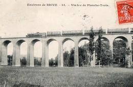 BRIVE - Viaduc De Blanche-torte - Brive La Gaillarde