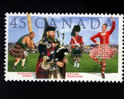 745159991 POSTFRIS  MINT NEVER HINGED EINWANDFREI SCOTT 1655 HIGLAND GAMES MAXVILLE ONTARIO - 1952-.... Elizabeth II