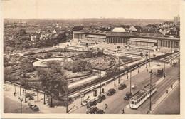 BRUXELLES - Jardin Botanique - Tram - Thill - N'a Pas Circulé - Bossen, Parken, Tuinen