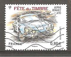 FRANCE 2018 Y T N ° 5204  Oblitéré - France