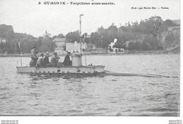 Marine Militaire Française -Gymnote-Torpilleur Sous-marin - Toulon