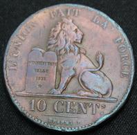 BELGIE  10 CENT  1832   LEOPOLD II IN HEEL  MOOIE STAAT  - POS  A -  ZIE 4 AFBEELDINGEN - 1831-1865: Leopold I