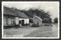 +++ CPA - KEERBERGEN - Chemin Vers Le Moulin - Weg Naar Den Molen - Nels Bromurite   // - Keerbergen