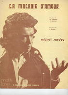 MICHEL SARDOU - LA MALADIE D'AMOUR - 1973 - BON ETAT - - Autres