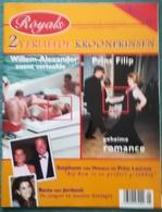 ROYALS  - 1ste Editie Nr. 1 Uit Jaar 1999 - RANIA JORDANIË PRINS FILIP WILLEM ALEXANDER STÉPHANIE MONACO & PRINS LAURENT - Revues & Journaux