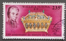 Wallis Et Futuna - YT Aérien N°170 - Martyre Du Père Chanel - 1991 - Oblitéré - Usados