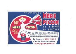Buvard  Mére Picon De La Santé En Portions - Buvards, Protège-cahiers Illustrés