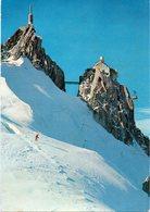 Aosta - Monte Bianco - L'Auguille Du Midi - Vg - Non Classificati