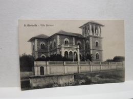 S. MARINELLA  --ROMA   ---  VILLA BORRUSO - Roma (Rome)