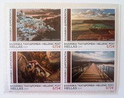 Greece Philatelic Exhibition Of Milan - Milanofil 2019 MNH Complete Set Folder - Greece