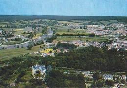Cher        H116        Saint Amand Montrond.La Vallée Du Cher ........ Château De Montrond - Saint-Amand-Montrond