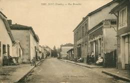 Dép 40 - Sore - Rue Broustra - état - Sore