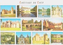 Cher        H158       Dont Grossouvre , Pezeau , Boucard , Blancafort , La Verrière  ( 11 Vues ) - France