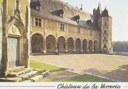 Cher        H170        Oizon.Le Château De La Verrerie ....... - France