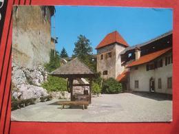 Bled / Veldes - Grad - Spodnje Grajsko Dvorisce - Slovenia