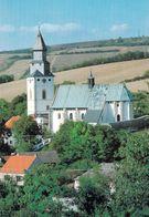1 AK Tschechien * Kurdějov (deutsch Gurdau) Mit Der Kirche Des St. Johannes Des Täufers - Der Turm Ist Freistehend * - Czech Republic