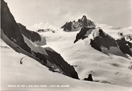Aosta - Monte Bianco - Aiguille Du Midi - Fg - Italia