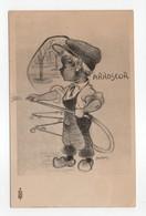 - CPA ILLUSTRATEURS - ARROSEUR - Dessin L POOS THOMIS - Edition ROYER - - Autres Illustrateurs