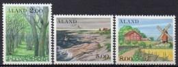 Aland - 1985 - Yvert N° 11 à 13 ** - Aland