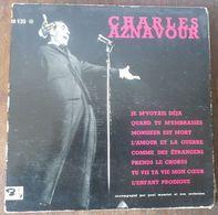 33 T 25 CM CHARLES AZNAVOUR **  JE M'VOYAIS DEJA - Autres - Musique Française