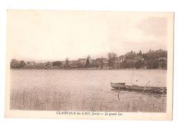 Clairvaux Les Lacs - Le Grand Lac - Clairvaux Les Lacs