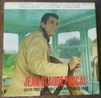 33 T 25 CM  JEAN CLAUDE PASCAL    --  ET MAINTENANT - Autres - Musique Française