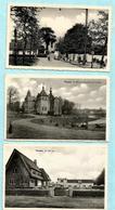 3x WEMMEL : Le Val Joli + La Maison Communale Et Le Parc + Pastorijstraat (deel 1) - Wemmel