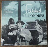33 T 25 M   FERNAND RAYNAUD  **   FERNAND A LONDRE - Autres - Musique Française