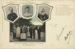 1904 - VAALS - Vierländerblick - Vierlandenpunt - Vaals