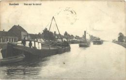 1909- HUMBEEK - KANAAL - CANAL  POSTKAART - Autres