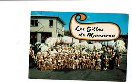 Les Gilles De Mouscron. - Moeskroen