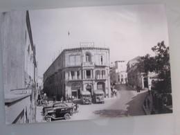 ISRAEL PALESTINE HOTEL FAST ALLENBY DU PARC AUSTRALIA SOLDIER CLUB JERUSALEM LATE 30s BRITISH MANDATE - Advertising